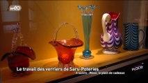 Sars-Poteries, l'industrie du verre