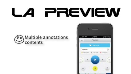 RECORDIUM - Preview - iPhone & iPad