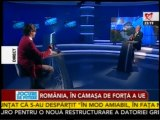 "RADU GOLBAN - Romania in camasa de forta a UE, la ""Jocuri de putere"" (Realitatea TV)"