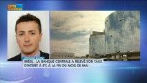 Les marchés inquiets au sujet des émergents : Raphaël Gallardo dans Intégrale Bourse - 12 juin