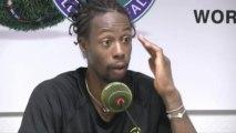 Wimbledon - Monfils: ''J'ai eu de bonnes sensations''