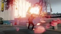 inFAMOUS Second Son - Quelques phases de gameplay (E3 2013)