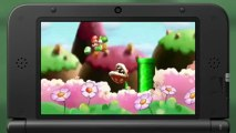 Yoshi's New Island 3DS - Quelques phases de gameplay (E3 2013)