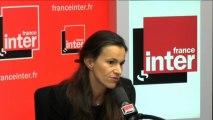 """Aurélie Filippetti : """"La fermeture de la TV publique (grecque) est une tragédie pour la démocratie."""""""