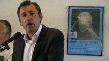 VAIVRE-ET-MONTOILLE : INAUGURATION DE LA BASE DE VOILE JEAN-MARIE SAVET
