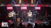 Pauline - Je parle, je parle en live dans le Grand Studio RTL