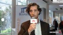 """13/06/13 : Les Experts de Bourse Direct dans l'émission """"Duplex Bourse"""" sur Décideurs TV"""