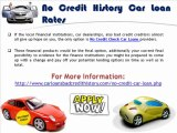 Guaranteed No Credit Check Auto Loans With All Types Of Credit