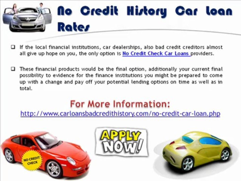 No Credit Check Car Loans >> Guaranteed No Credit Check Auto Loans With All Types Of Credit