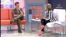 Maria Teresa Campos con Alejandro Sazn entrevista