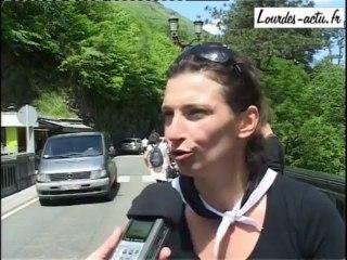 Stephanie Barneix au Flocon à la vague