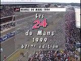 24 Heures du Mans 1999 - Résumé VF