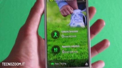 Samsung Galaxy S4 e S-Health