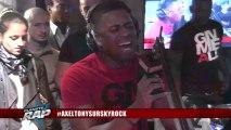 """Axel Tony """"Ne me juge pas"""" en live dans Planète Rap"""