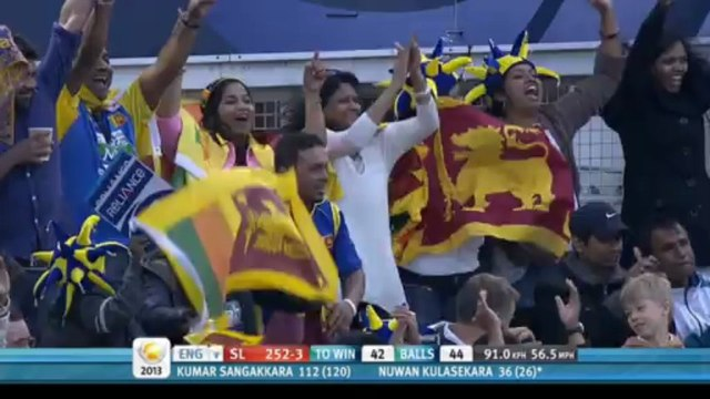 Sri Lanka keep hopes alive