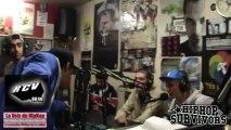 Session live mc's et Dj sur RCV (La Voix du HipHop)