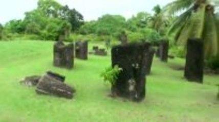 Palau- die Insel Babeldaob