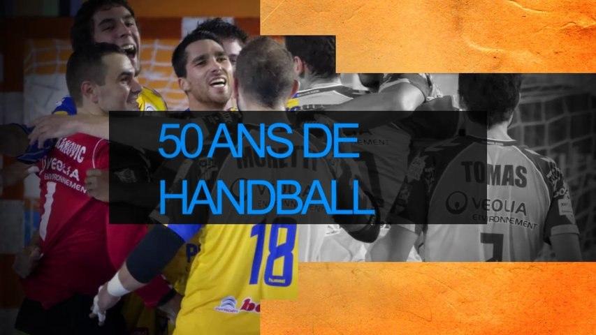 50 ans de Handball - L'histoire d'un club