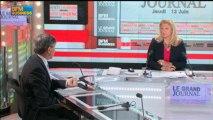 Bertrand Bélinguier, président de France Galop dans Le Grand Journal - 13 juin 3/4