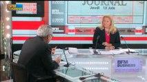 Éric Trappier, président directeur général de Dassault Aviation dans Le Grand Journal - 13 juin 1/4