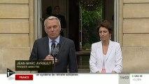 """Retraites : Ayrault promet que les """"efforts à faire"""" ne seront pas """"écrasants"""""""