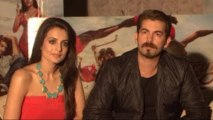 Neil Nitin Mukesh & Ameesha Patel give Interview for Shortcut Romeo