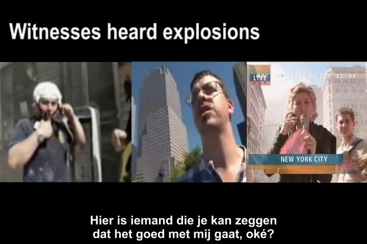 David Chandler 11 - WTC 7 Sound Evidence for Explosions - Dutch subs