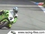 Accident Moto GP Kawasaki Explosion