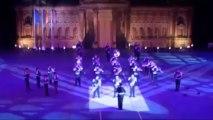 Evolutions 2012 de la Fanfare et du Bagad de la 9ème BIMa à Erfurt en Allemagne