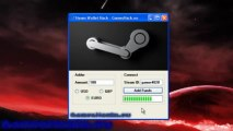 steam wallet hack 2013 no survey no password - Working 100% With Proof No Survey [Working Proof]