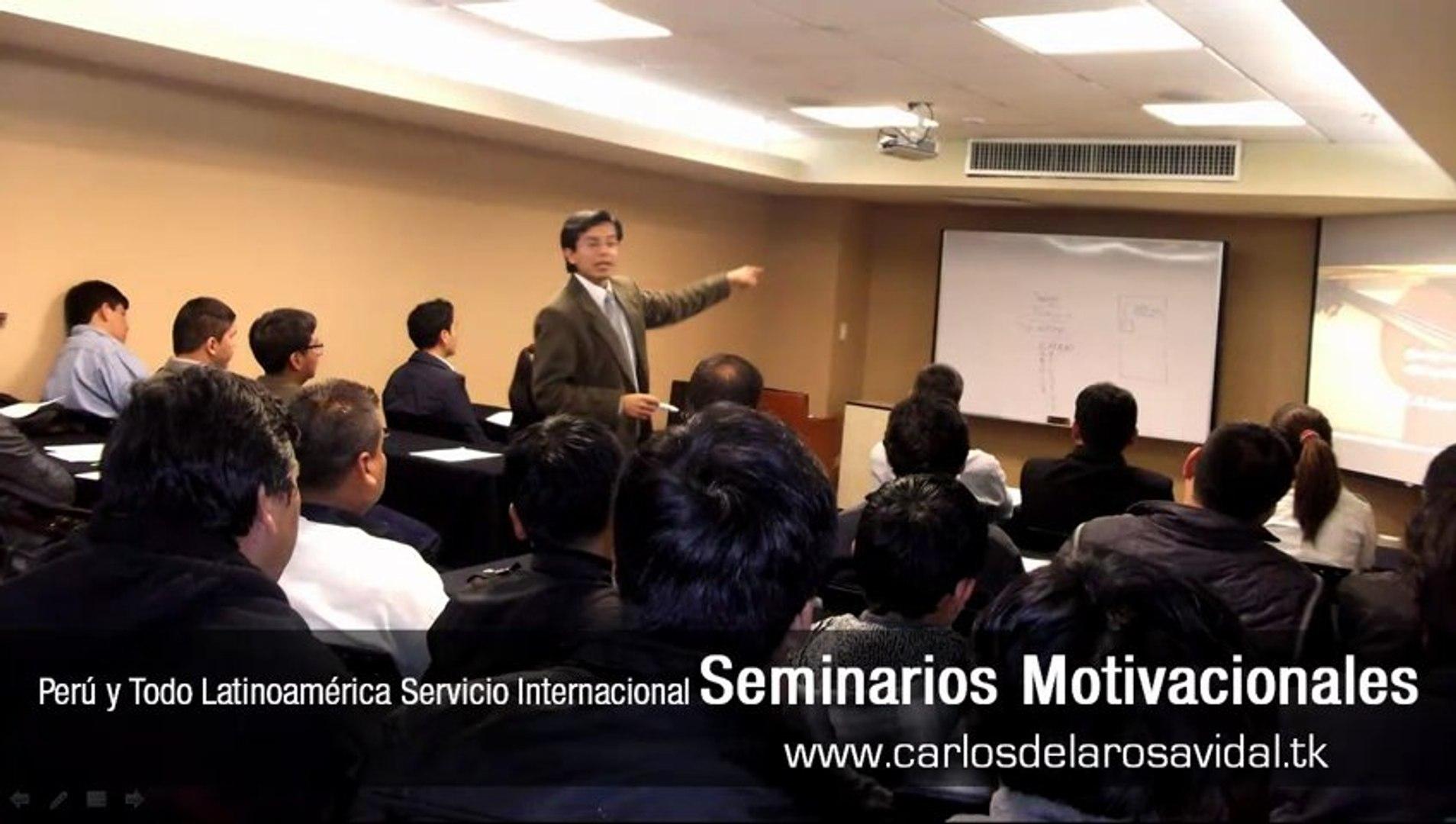 Conferencistas Motivacionales Perú Expositores