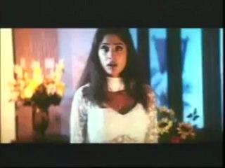 ULLAM KOLLAI POGUTHAE (Tamil) Anjala asking her parents about truth of Prabhu Deva & Karthik