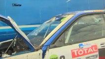 Cuoq mène devant Maurin le Rallye des Vins Mâcon