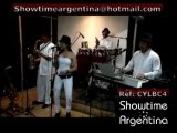Ref: CYLBC4 LATIN QUARTET rumba cumbia salsa bossa jazz showtimeargentina@hotmail.com--