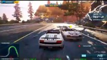 NFS: Most Wanted Multiplayer w/ ONS1AUGH7 and B3NDRO - Part 9 (NFS 2012 NFS001)