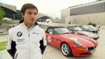 BMW Sports & Classic Rallye 2013 - Interview with Bruno Spengler