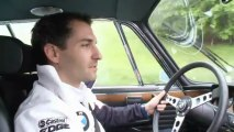 BMW Sports & Classic Rallye 2013 - Interview with Timo Glock
