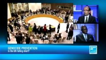 THE INTERVIEW - Adama Dieng, UN Special Adviser on the Prevention of Genocide