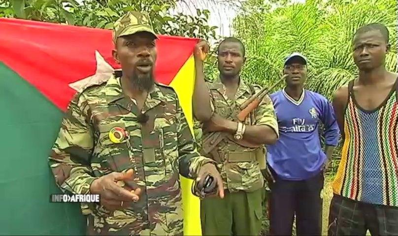 Interview exclusive : César Atoute Badiatte, chef de la rébellion de Casamance