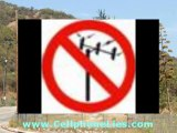 Electromagnetic Radiation Protection, Cell Phone Frequencies