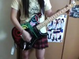 SCANDAL - Kagerou (2nd Solo Cover)