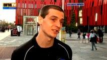 Document BFMTV -  Violences dans le football amateur: l'arbitre témoigne