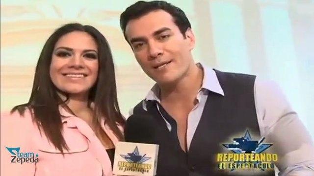 David Zepeda @davidzepeda1 y elenco de @MentirParaVivir entrevistas presentación oficial