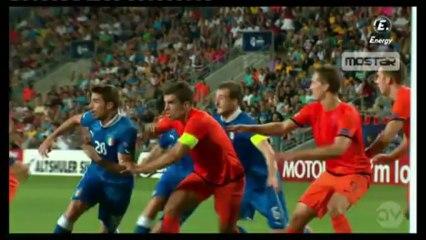 Fabio Borini vs Netherlands