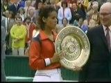 Evonne Cawley v Chris Evert-Lloyd -1980 Wimbledon