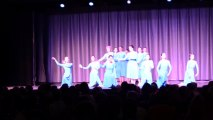 Danse en Val de Saone classe adulte gala 2013