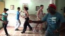 """WWW.DANSACUBA.COM Voyage Salsa à Cuba fevrier 2013.Cours DE rueda DEPART TOUTE L""""ANNEE"""