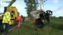 Dodelijk ongeval op N361 bij Wehe-den Hoorn - RTV Noord