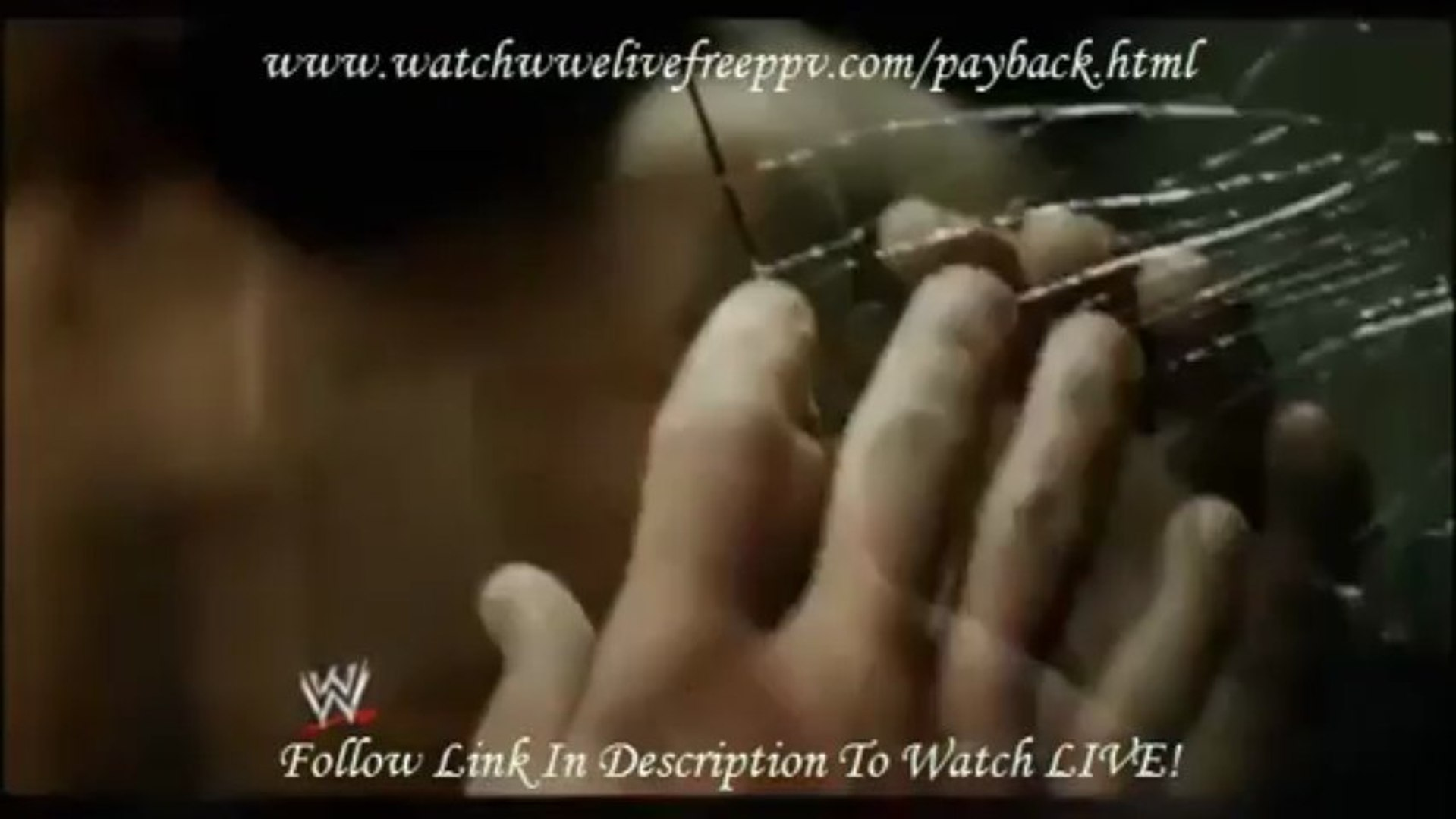 WWE Payback 2013 - 6/16/13 - 16th June 2013