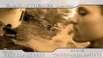 "Mack 10, Bone Thugs-n-Harmony, Warren G, DJ Quik & Tha Dogg Pound ""West Coast Fest"" Live @ Warnor's Theatre, Fresno, CA, 06-28-2013"